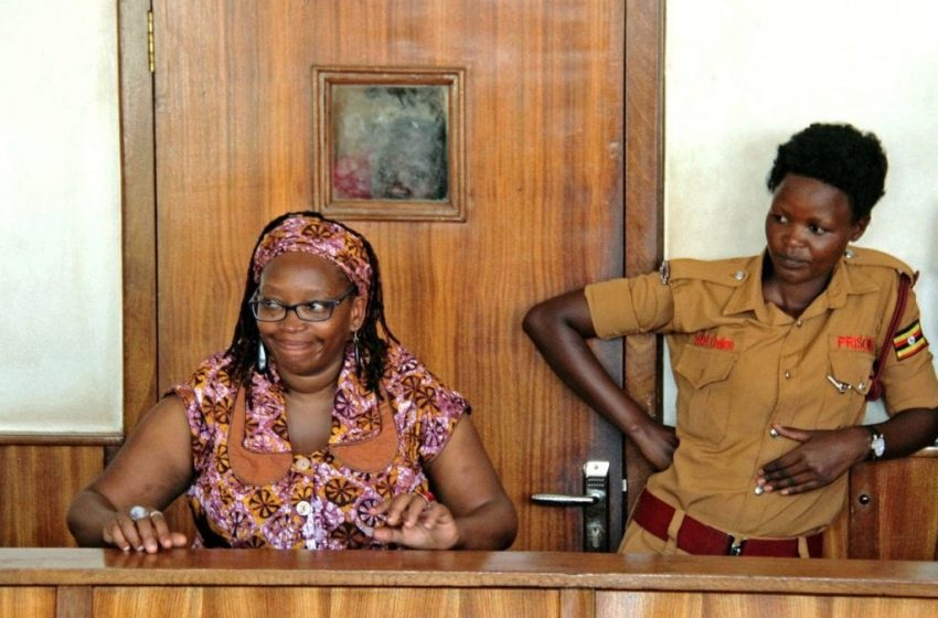Former  Makerere lecture's Nuisance case dismissed (stella nyanzi)
