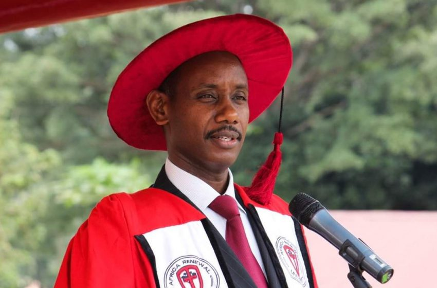 UCU V. Chancellor launches birding  aimed at boosting tourism