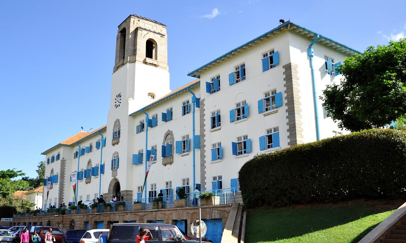 Makerere university Ranked 5th best in Africa