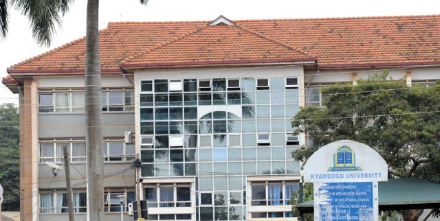 Kyambogo university survey  :students call in the amendments of university  financial manual on registration, fees payment deadline and penalties