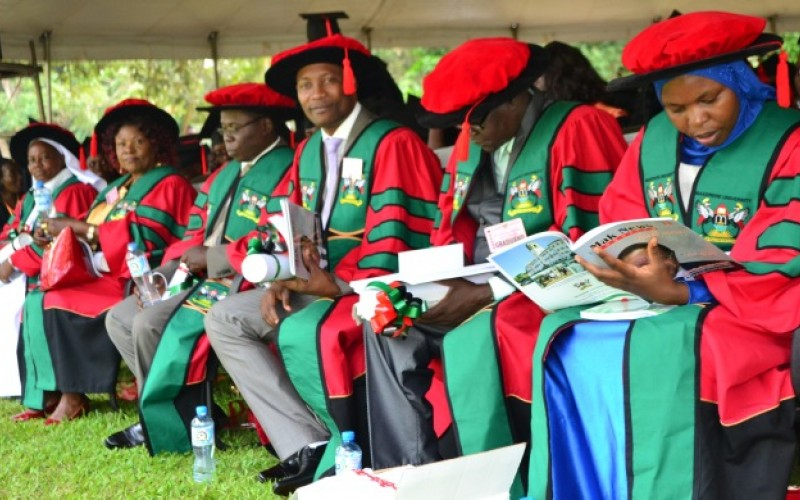 Makerere university pins out six PHD scholarships in social sciences for 2021/2022