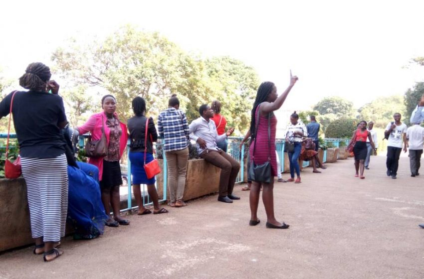 Devastating: Makerere university students cries out for help from the government