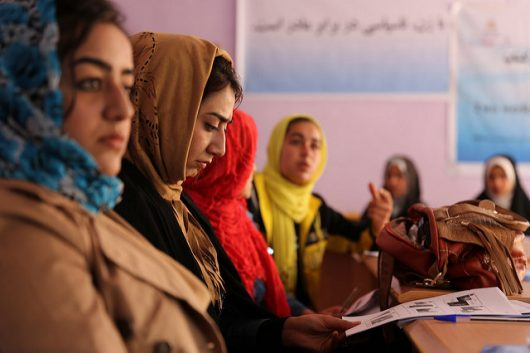 Girls not attend secondary schools in afghanistan