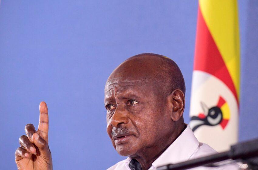 Hurting : Museveni denies salary increment for arts teachers