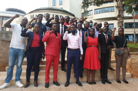 Nup chapter officially launched at Mubs