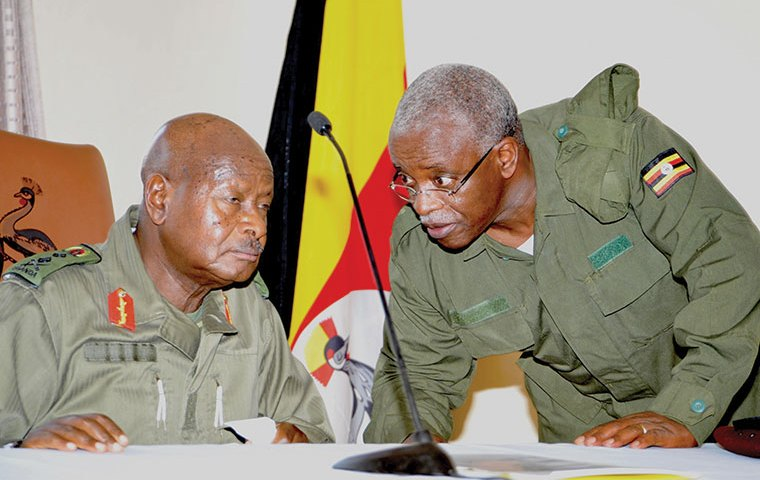 Amama mbabazi appointed by musveni as special envoy